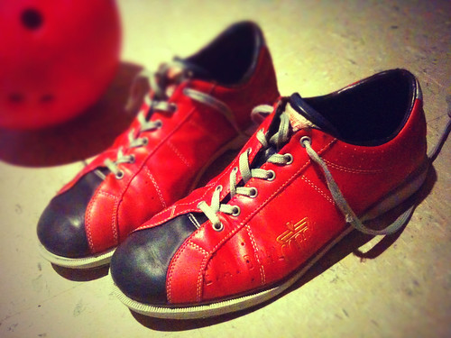 Bowling Shoes & Ball | by Eric Grossnickle