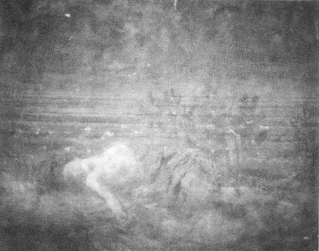 熊谷守一「礫死」(1908)