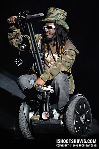 Lil Wayne @ the Chaifetz Arena -- 2009 01 08 | T-Pain on his… | Flickr