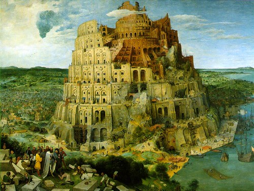Tower of Babel | by fimoculous