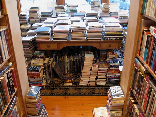 Eclipse Bookstore - Bellingham, Washington | by brewbooks