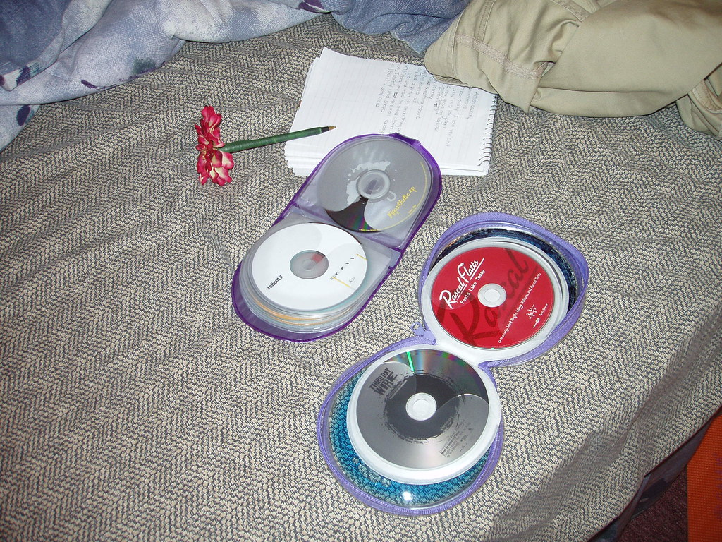 86. Organize my CD collection