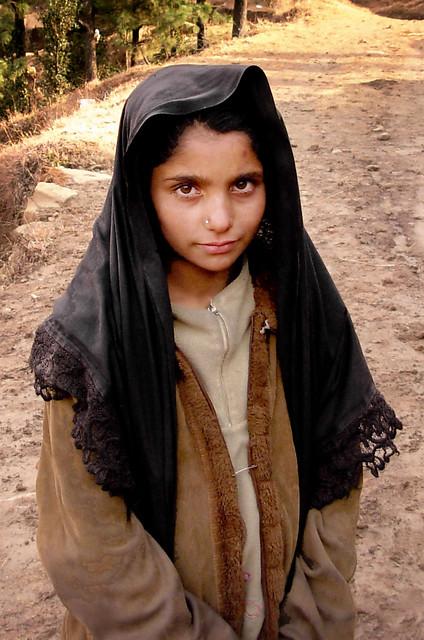 Kashmiri Girl II