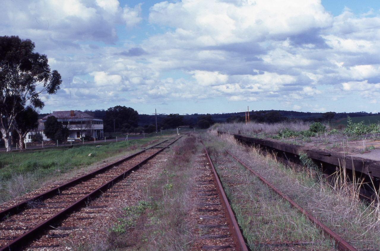 Spencers Brook platform by 8888transportpix