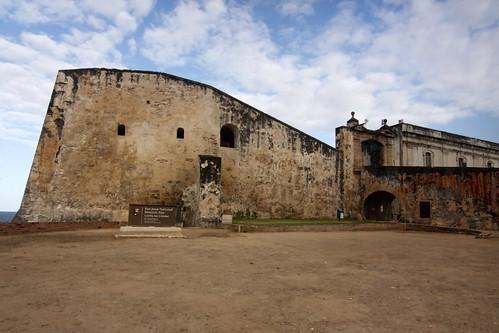 Fort San Cristobal Old San Juan Puerto Rico   by fortherock