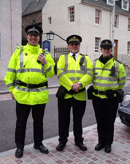 Kirking of the Council - City of Inverness Scotland  - Northern Constabulary staff [EXPLORED] | by conner395