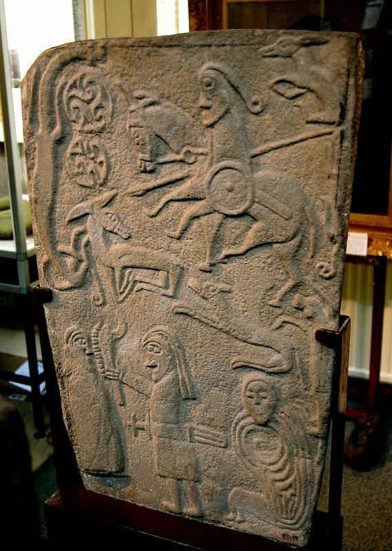 Inchbrayock (Inchbraoch) Stone I [Back]