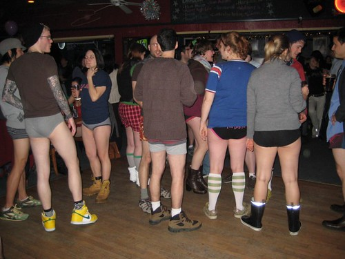 No Pants 2009 - Johnny D's | by StalePhish