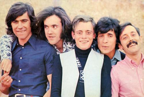 Postal del año 1972 | by Fórmula V