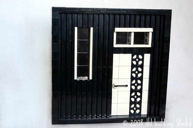 2008 - doorway study 8: modern industrial