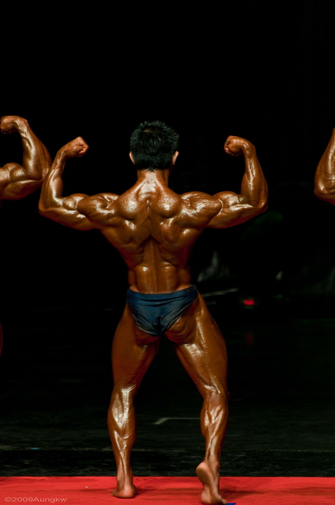bodybuilding Video workouts of asian clips