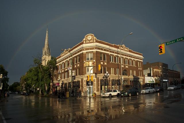 Osborne Village Rainbow
