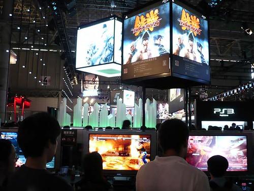 Tokyo Game Show 2009, Tekken