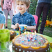 Kinga (7th) & Damian (5th) Birthday for Kids 2015