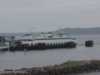 M/V Tillikum at Edmonds ferry terminal | by planet_lb