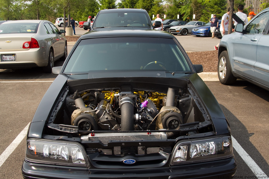 Twin Turbo Fox Body | Lyle Quandahl | Flickr