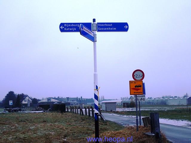 2017-01-07 Voorhout 39 Km (23)
