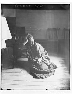 Polly, an inmate at the Carleton County Gaol / Polly, incarcérée dans la prison du comté de Carleton