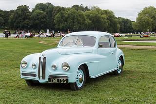 Bristol 401 Saloon - 1948