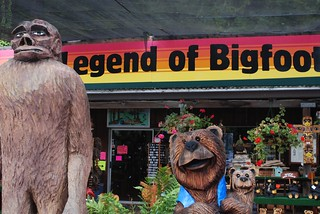 Legend of Bigfoot in Southern Humboldt County | by redwoodcoaster