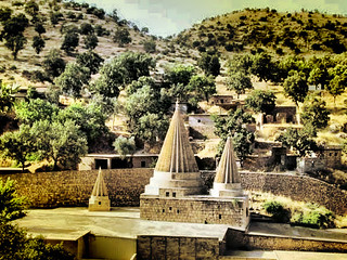 Kurdistan Lalesh temple Yazidi | by Kurdistan Photo كوردستان