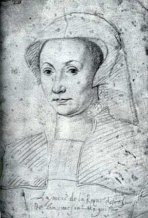 mary queen of scots mother