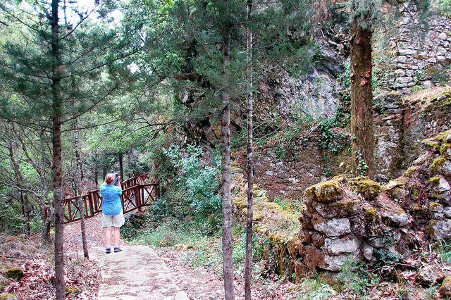 The Melissas Gorge Trail 1