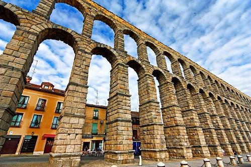 Roman Aqueduct I | by trioptikmal