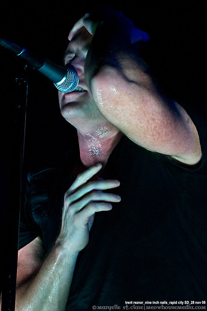NIN   Trent Reznor   March Of The Pigs