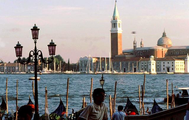 Venedig - Blick auf S. Giorgio - 2/8073