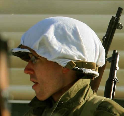 portrait pennsylvania gis wwii helmet battle ww2 soldiers uniforms 2009 reenactment kawkawpa worldwar2 battleofthebulge soldats fortindiantowngap img1548