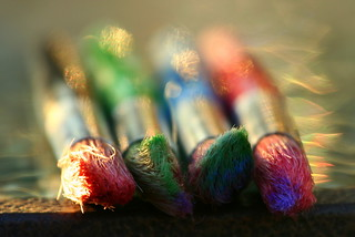 Brushes | by John-Morgan