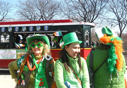 Chicago St. Patrick's Day Parade | by chicagogeek