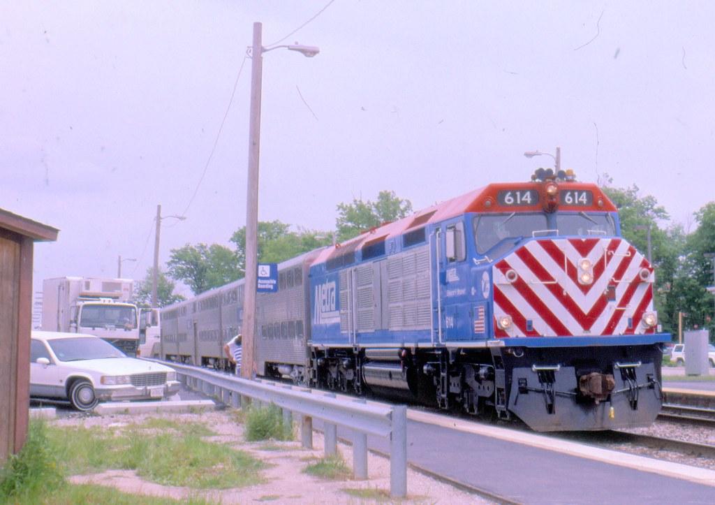 Metra 614 5-21-99
