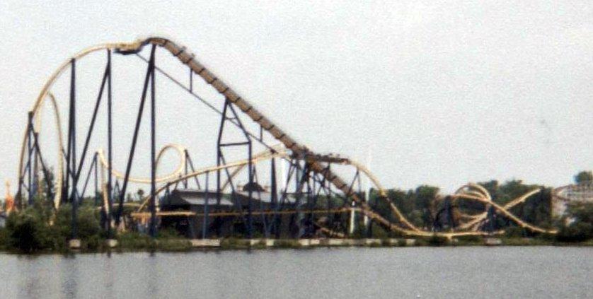 Geauga Lake 2007
