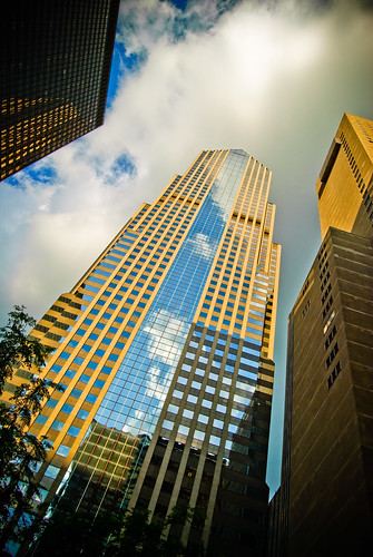 Two Prudential Plaza   by multisanti