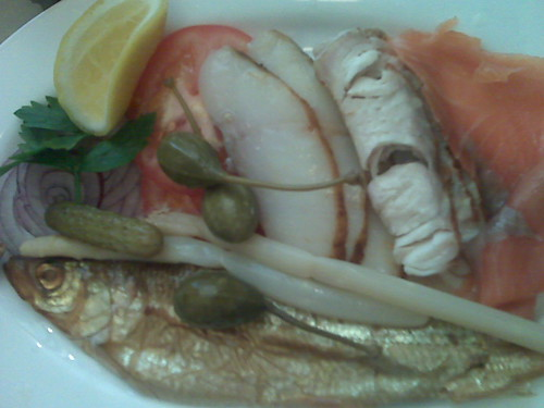 Fish platter at Prune | by leyla.a
