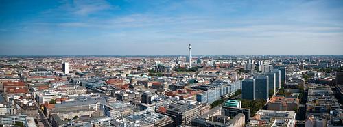 East Berlin Panorama | by Sebastian Niedlich (Grabthar)