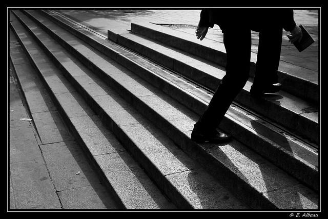 Les marches