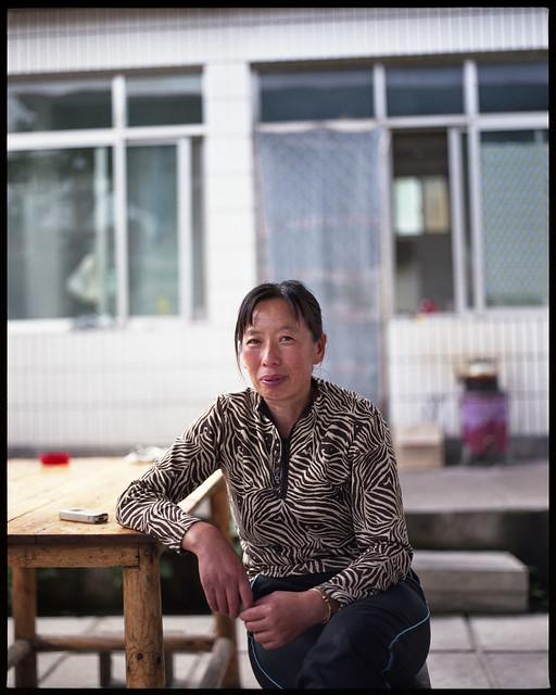 a fine lianhuachi chef