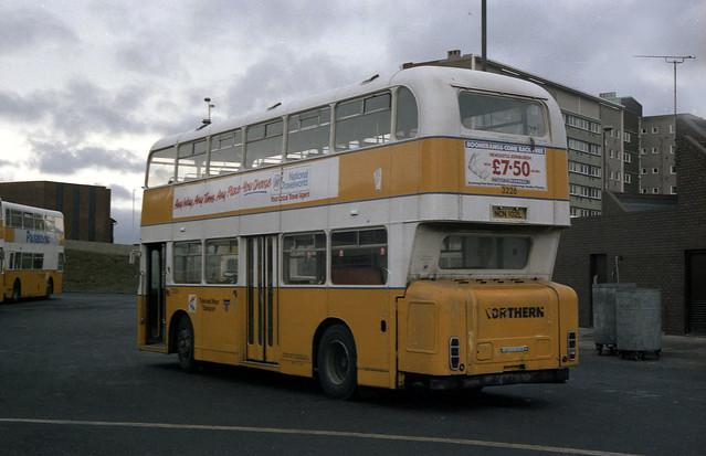 3226 NCN102L Leyland Atlantean Northern