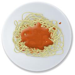 Photoshop Spaghetti | by tracky_birthday