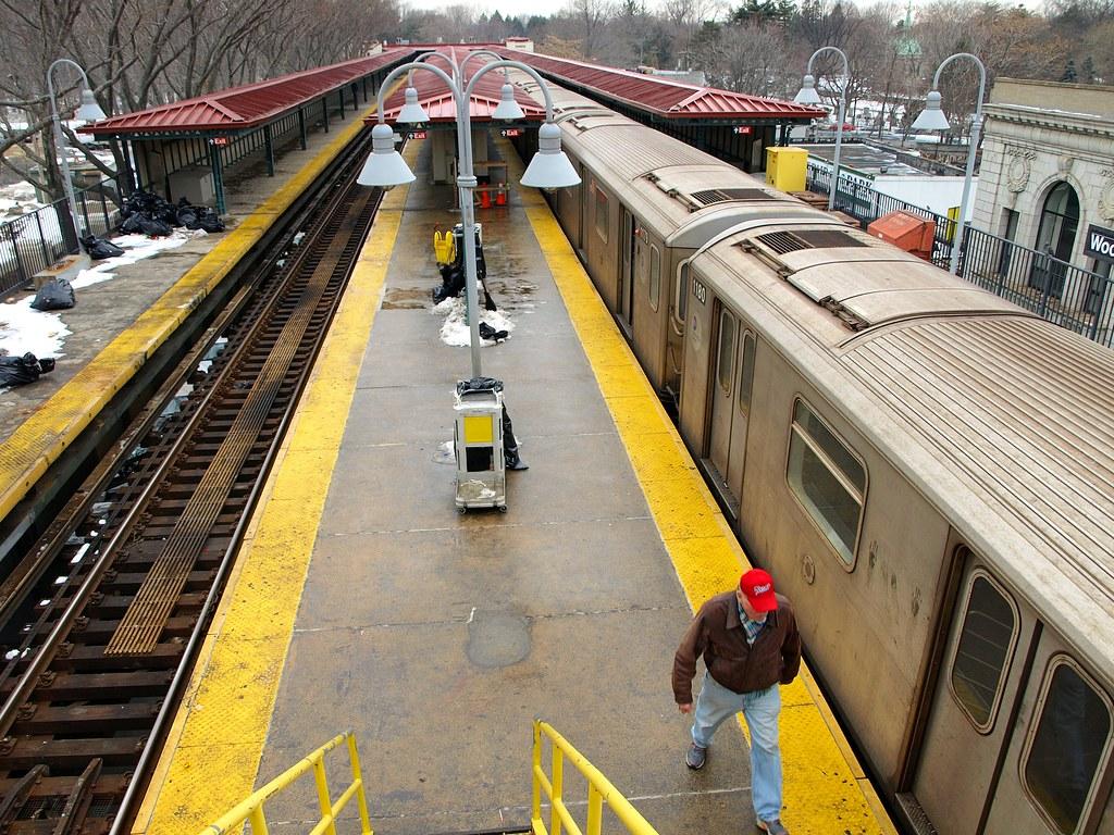 Woodlawn IRT Subway Station Terminal, Bronx, New York City