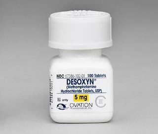 Metamfetamin 5 mg