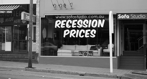 Recession | by Anders V