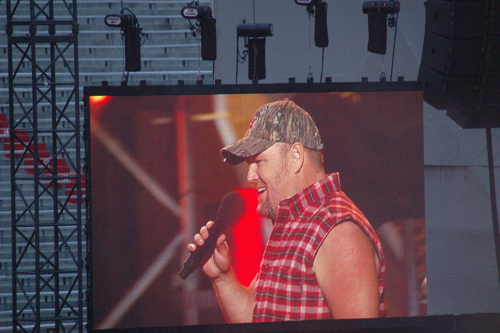 Larry the Cable Guy | wht_wolf9653 | Flickr