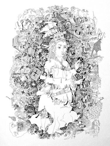 Mellifluous Moue, Patron Saint of Vocabulary | by Sarah Atlee