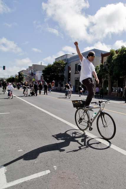 Sunday Streets SF May 2011: the only way to ride