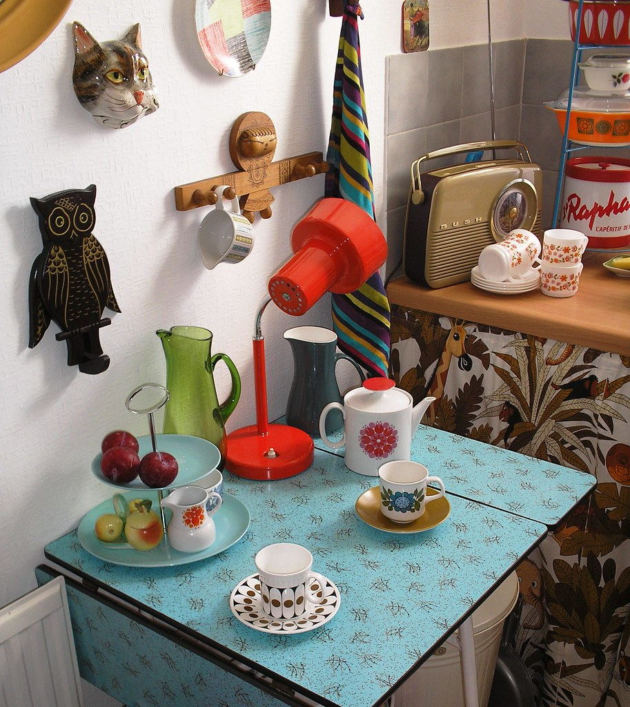 My New 50s Formica Kitchen Table Casper James Flickr