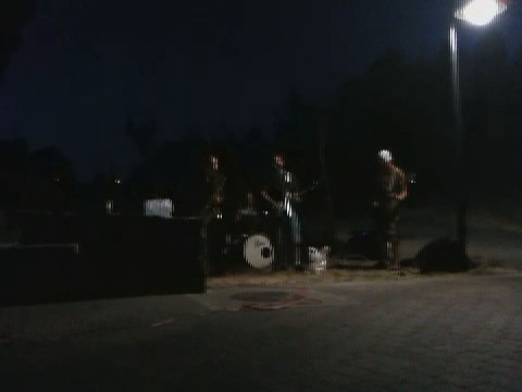 Hillside Hooligans perform Mr